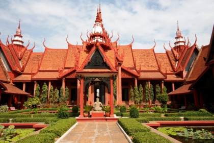 Phnom Penh Full Day City Tour