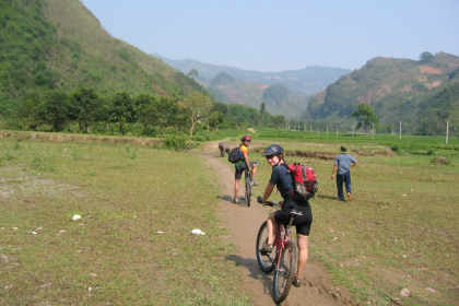 Bike & Raft from Dalat to Nha Trang Full day