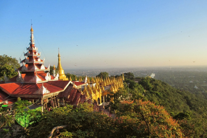 Beauty Of Burma 11 days