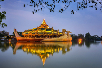 Luxurious Myanmar 10 days