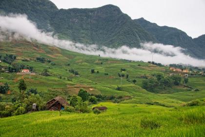 North Vietnam at a Glance: Halong bay & Sapa 5 days