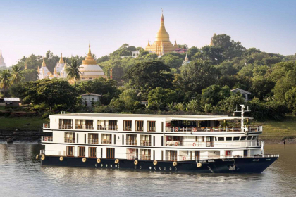 Sanctuary Ananda Cruise 4 Days 3 Nights - Ayeyarwady River