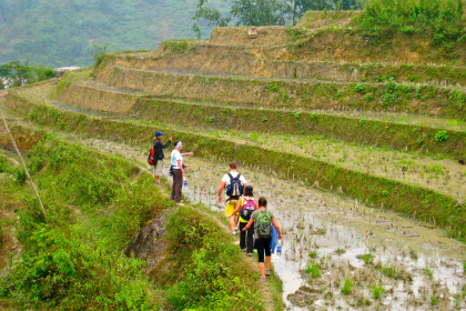 Sapa Trekking 2 days - Homestay