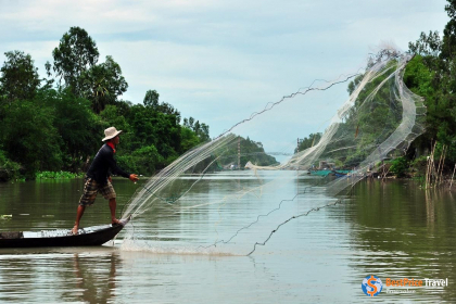 Ben Tre – Ba Lai Legend River Full day