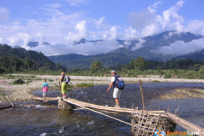 Trekking In Northern Myanmar 6 Days