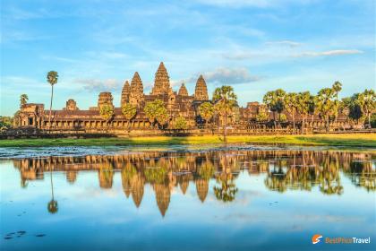 Discover Ta Prohm & Angkor Half Day