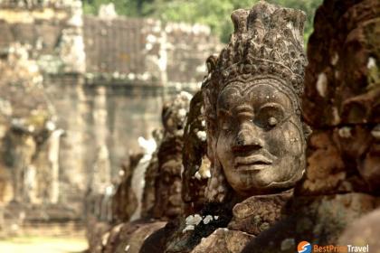 Angkor Thom Half day