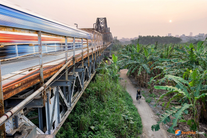 Along Vietnam by Train 15 days - Small Group Tour