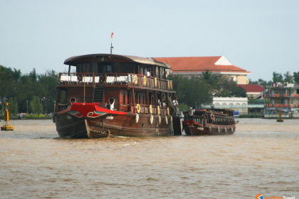 Saigon and Mekong Delta on Bassac Cruise 6 days