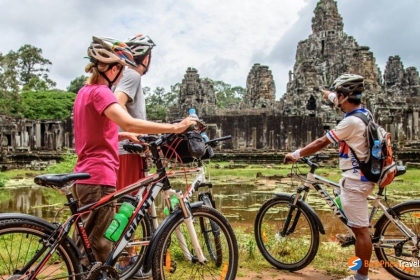 Angkor Discovery and Beach Relaxation 7 days