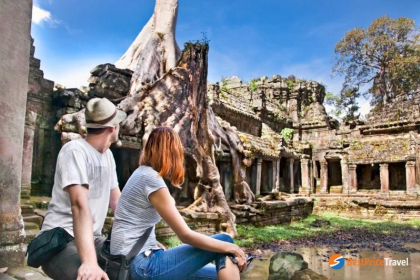 Romantic Siem Reap for Honeymooner 5 days