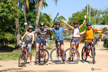 Cambodia on Wheels 8 days