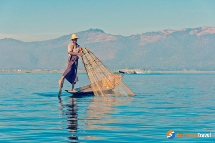 Inle Lake Sightseeing Tour Full day