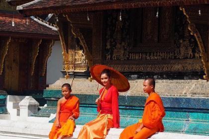 Glimpse of Luang Prabang 3 days