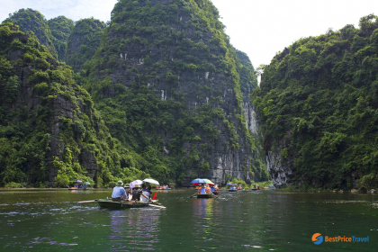 Trang An Ecological Park - Bai Dinh Temple Full Day