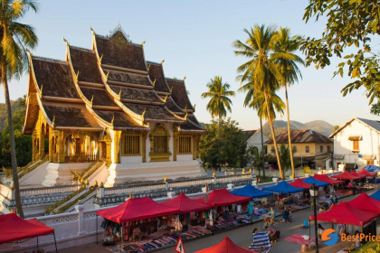 Highlights of Luang Prabang 6 days