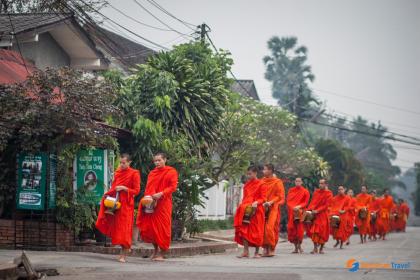 Luang Prabang Beauties 4 days