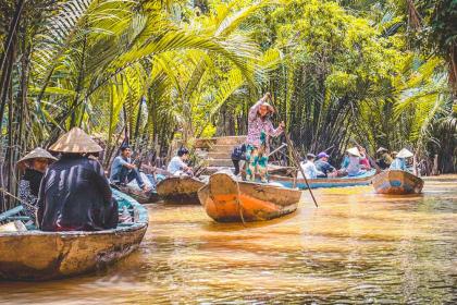 Insight Mekong Delta Full day