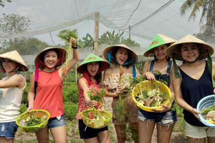 Cu Chi Tunnels & Cooking Class Full day