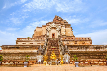 Chiang Mai City & Temple Half day