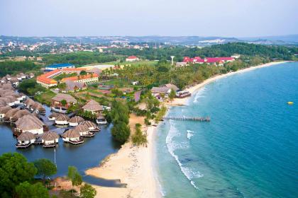 Sihanouk Ville City Tour Full Day