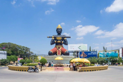 Family Holiday Fun in Cambodia 9 days