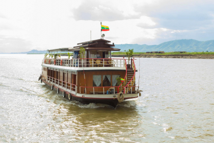 Metta Cruise 6 days Monywa – Homalin