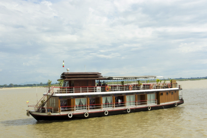 Metta Cruise 8 days Homalin – Phar Bote – Bagan