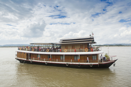 Metta Cruise 5 days Bhamo – Mandalay