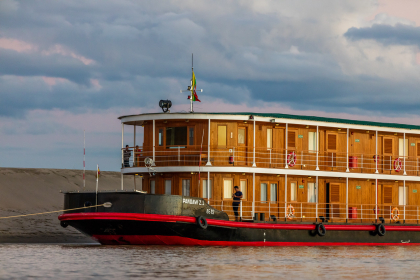 Pandaw Cruise the Chindwin 8 days
