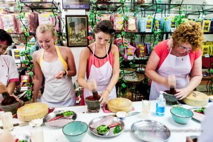 Cooking Class at Samui Institute of Thai Culinary