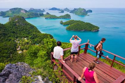 Thailand Cultural & Beach Vacation 12 days
