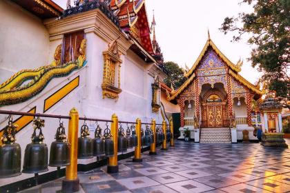 Doi Suthep Temple Half day