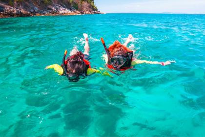 Coral Island Tour Half day