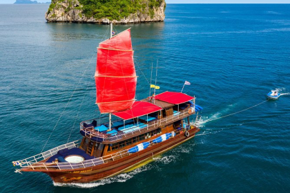 Red Baron Romantic Sunset Dinner Cruise