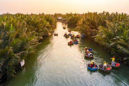 Vietnam Mix Transportation 12 days