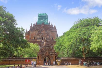 Bagan Sights Seeing Tour Full day