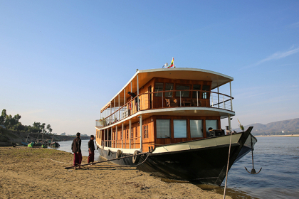 RV Mingun Cruise 3 days - Wonders of Mandalay