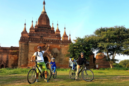 Myanmar Adventure Tour 14 days