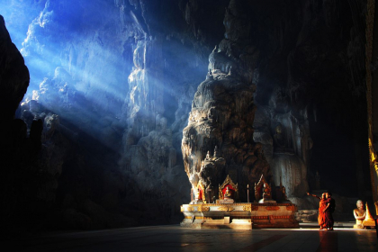Monywa-Phowintaung Cave Full Day