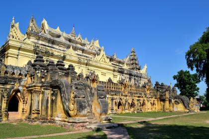 Sagaing - Mingun Sightseeing Full Day