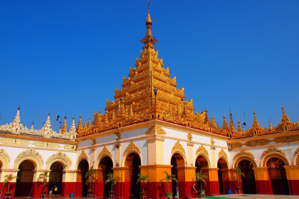 Private Mandalay City Tour with Lunch