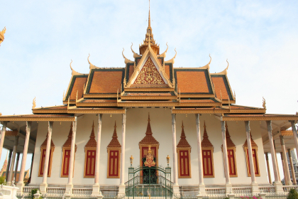 Phnom Penh City Tour Half Day