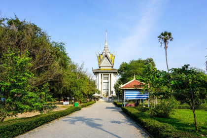 Half day Phnom Penh Tours - Killing Field
