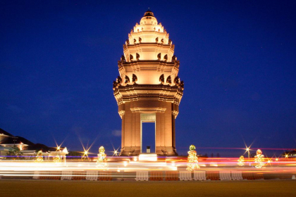 Phnom Penh City Discovery 2 days
