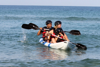 Kayaking Splash & Dash Sessions