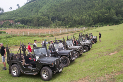 Da Nang Private City Tour by Jeep