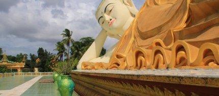 Yangon - Bago Highlight 4 days