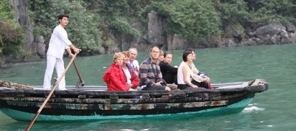 Visiting Fishing Village