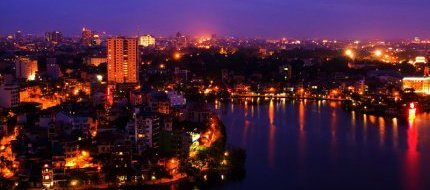Hanoi Night Lights & Food Tour
